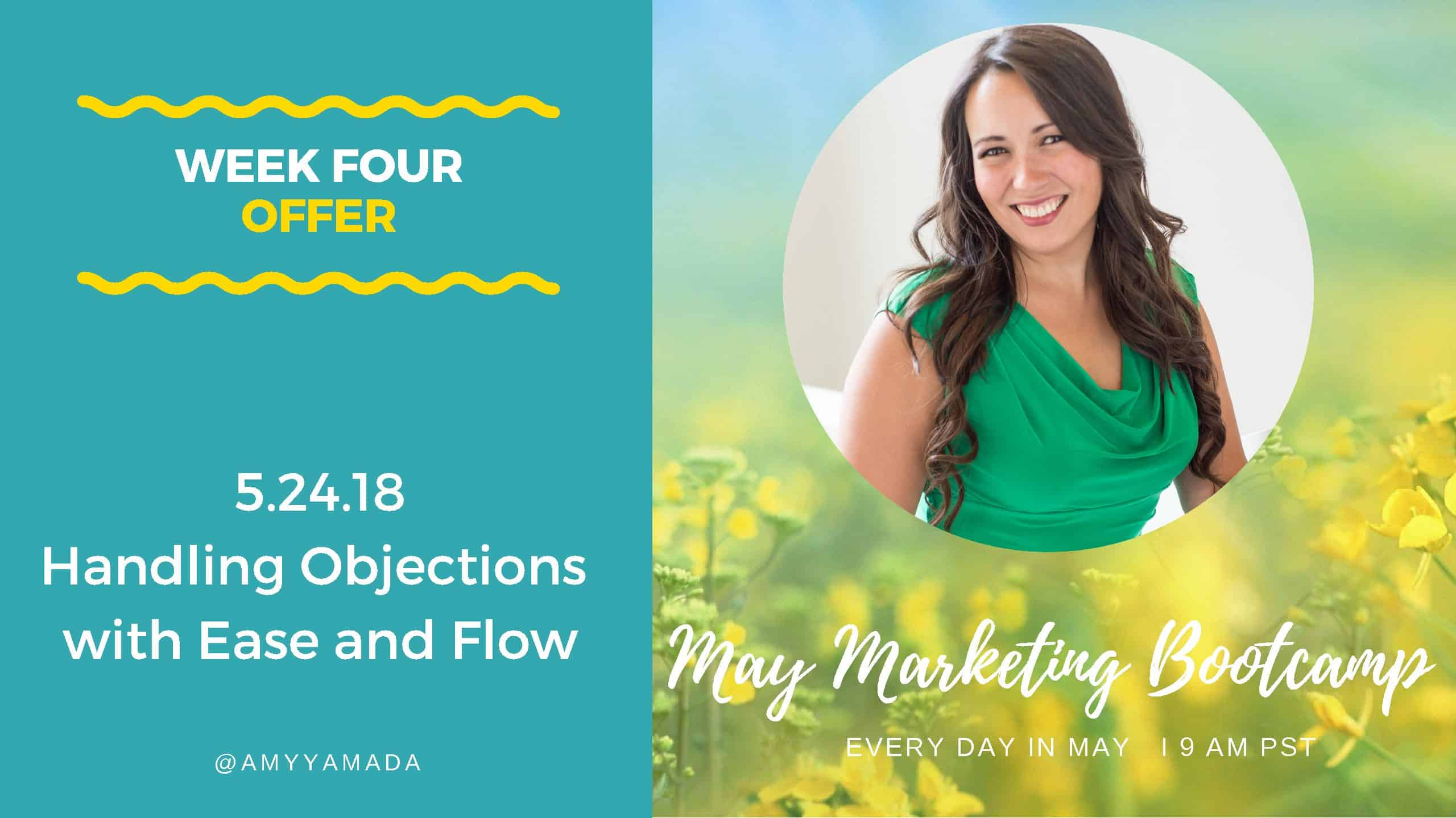 Overcoming Objections with Ease and Flow
