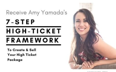 7 Step High-Ticket Framework to Create & Sell Your High-Ticket Package